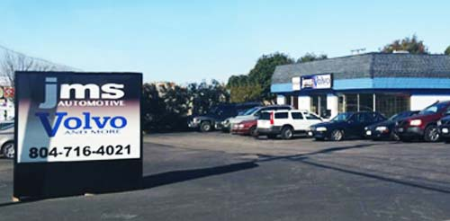 JMS Automotive Volvo Repair and Service
